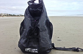 Waterproof Grundens Gage 30 Liter Backpack Review